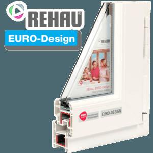 Пластиковые окна REHAU EURO