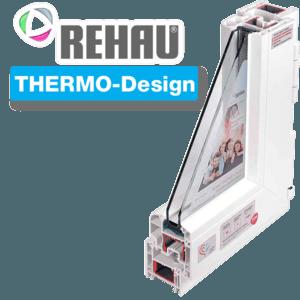 Пластиковые окна REHAU THERMO